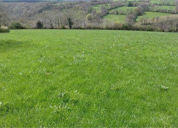 Thumbnail Land for sale in Ty Hen Fields, Llanycefn, Clynderwen, Pembrokeshire