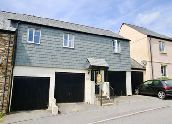 Thumbnail 2 bed flat to rent in Gwithain Road, St Austell