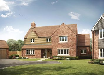 Thumbnail 5 bed detached house for sale in Plot 19, The Oakridge, Lime Grove, Norton, Glos