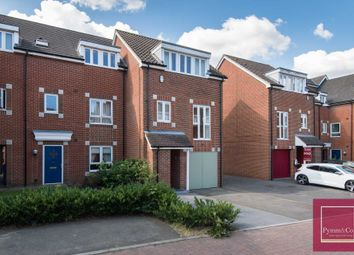 Thumbnail 3 bed town house for sale in Southalls Way, Norwich
