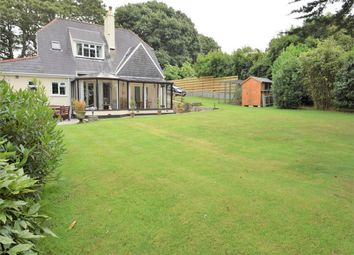 Thumbnail 5 bedroom detached house for sale in Mawnan Smith, Falmouth, Cornwall