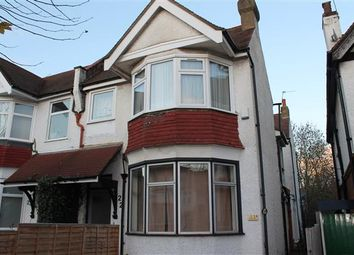 Thumbnail 3 bed flat to rent in Langley Park, London