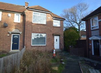 Thumbnail 2 bed terraced house for sale in Linum Place, Fenham, Newcastle Upon Tyne