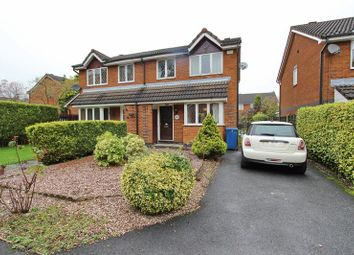 Thumbnail 3 bed semi-detached house for sale in Willowbank, Radcliffe, Manchester