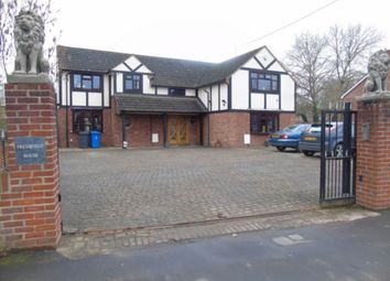 Thumbnail 5 bed detached house for sale in Stanwell Road, Horton