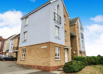 Thumbnail 2 bed flat for sale in Putnam Drive, Lincoln
