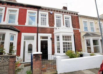 Thumbnail 3 bed terraced house for sale in Canon Street, Barry
