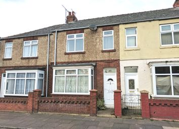 Thumbnail 3 bedroom terraced house for sale in Wharton Terrace, Hartlepool