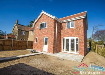Thumbnail 3 bed detached house for sale in Cromer Road, North Walsham