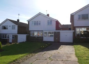 Thumbnail 3 bed detached house to rent in Kingsdown Mount, Wollaton, Nottingham