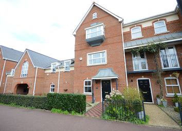 Thumbnail 4 bed town house to rent in Turners Avenue, Fleet