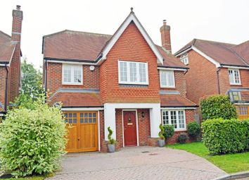 Thumbnail 5 bed detached house for sale in Merrow Place, Guildford