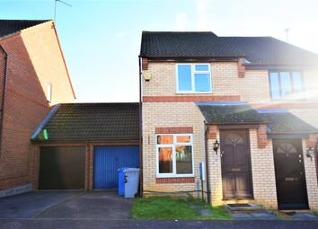 Thumbnail 2 bed semi-detached house to rent in Sandringham Court, Kettering