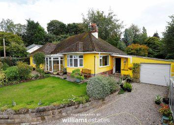 Thumbnail 3 bed detached bungalow for sale in Lon Cae Glas, Llanbedr Dyffryn Clwyd, Ruthin
