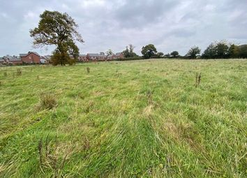 Thumbnail Land for sale in Broomhall, Aston, Nantwich