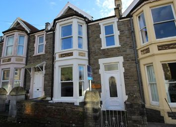 Thumbnail 5 bed terraced house for sale in Marson Road, Clevedon