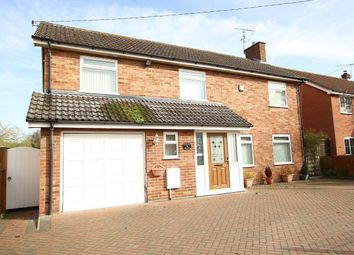 Thumbnail 3 bedroom detached house for sale in Main Road, Lower Somersham, Ipswich, Suffolk