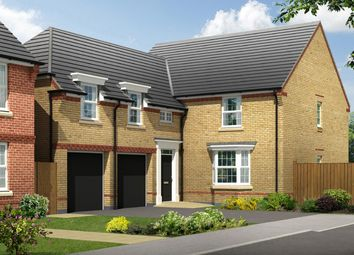 "Thumbnail 5 bedroom detached house for sale in ""Oulton"" at Dudley Close, Marston Moretaine, Bedford"