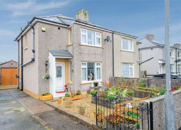 Thumbnail 3 bed semi-detached house for sale in Moorbanks Road, Workington, Cumbria