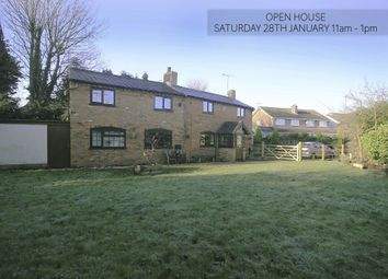 Thumbnail 3 bed detached house for sale in Newfield Close, Solihull