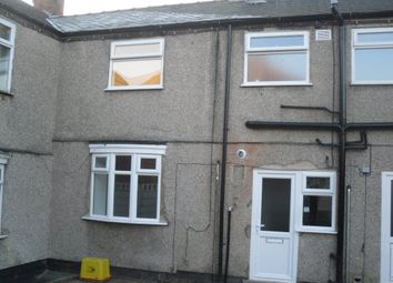 Thumbnail 1 bed terraced house to rent in Park View, High Street, Riddings, Alfreton