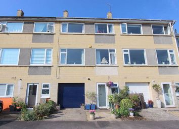 Thumbnail 3 bed terraced house for sale in Solsbury Way, Bath
