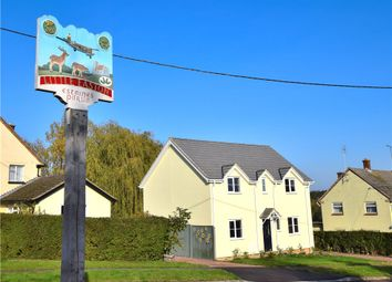 Thumbnail 4 bed detached house for sale in Butchers Pasture, Little Easton, Dunmow