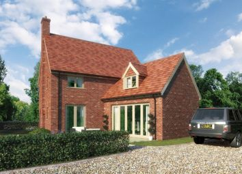 Thumbnail 3 bedroom detached house for sale in The Street, East Knoyle, Salisbury