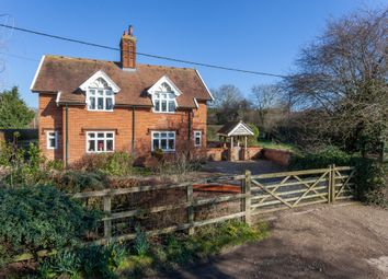 Thumbnail 4 bed cottage for sale in Youngmans Road, Wymondham