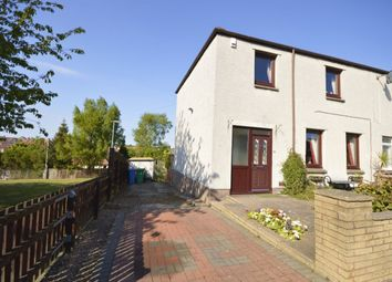 Thumbnail 3 bedroom semi-detached house for sale in Cleish Gardens, Kirkcaldy
