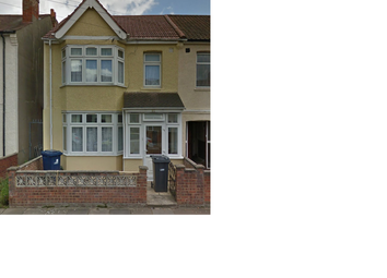 Thumbnail 6 bed semi-detached house to rent in Trinity Road, Southall