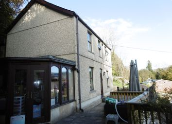 Thumbnail 4 bed detached house for sale in Davies Road, Pontardawe, Swansea..