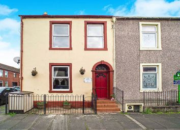 Thumbnail 3 bed terraced house for sale in George Street, Wigton