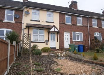 Thumbnail 2 bed terraced house for sale in Littleworth Road, Hednesford, Cannock