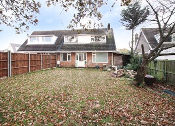 Thumbnail 3 bedroom property for sale in Holt Road, Horsford, Norwich
