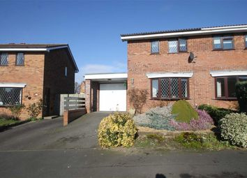 Thumbnail 2 bed semi-detached house for sale in Aldwick Drive, Shrewsbury