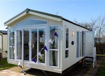 Thumbnail 3 bedroom mobile/park home for sale in Park Lane, Hopton Holiday Village, Warren Lane