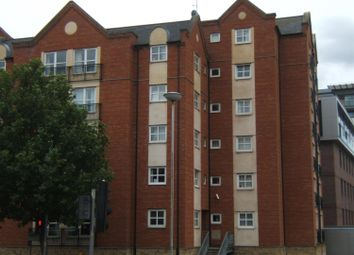 Thumbnail 2 bedroom flat to rent in Grantavon House, Brayford Wharf East, Lincoln