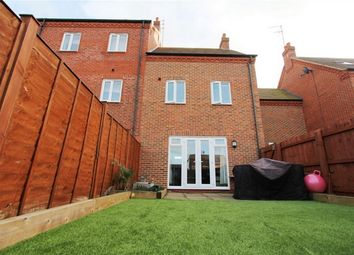 Thumbnail 4 bed terraced house for sale in Greenkeepers Road, Great Denham, Bedford
