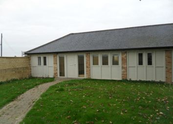 Thumbnail 2 bedroom semi-detached bungalow to rent in Oxney Grange, Eye, Peterborough