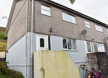 3 bed semi-detached house for sale in Valley View Bryn Road, Ogmore Vale, Bridgend . CF32