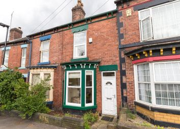 Thumbnail 3 bed terraced house for sale in South View Crescent, Nether Edge, Sheffield