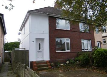 Thumbnail 3 bed semi-detached house for sale in Huntington Terrace Road, Cannock, Staffordshire