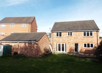 Thumbnail 4 bed detached house to rent in Colliers Way, Cannock