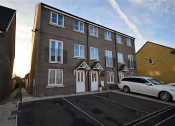 Thumbnail 4 bedroom town house for sale in Hornbeam Close, Selby