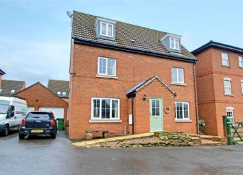 Thumbnail 5 bed detached house for sale in Saffre Close, Winterton, Scunthorpe, Lincolnshire