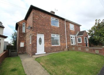 Thumbnail 3 bed semi-detached house to rent in Woodland Crescent, Kelloe, Durham