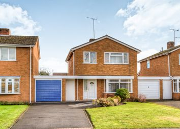 Thumbnail 3 bed link-detached house for sale in The Willows, Stratford-Upon-Avon