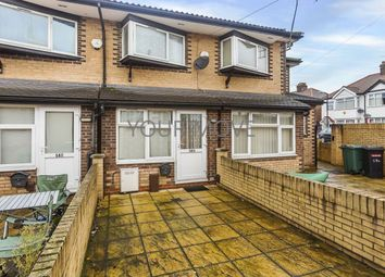 Thumbnail 1 bedroom terraced house for sale in Brookscroft Road, Walthamstow, London