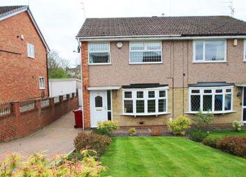 Thumbnail 3 bed semi-detached house for sale in St. Martins Drive, Feniscowles, Blackburn, Lancashire